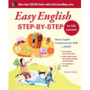Easy English Step-By-Step for ESL Learners, Paperback