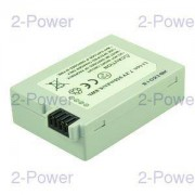 2-Power Digitalkamera Batteri Canon 7.2v 950mAh (LP-E8)