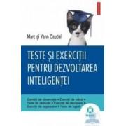 Teste si exercitii pentru dezvoltarea inteligentei - Marc Si Yann Caudal