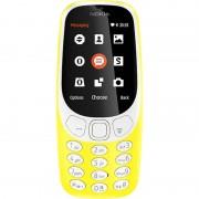 Telefon mobil Nokia 3310 2017 Dual Sim Yellow
