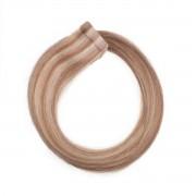 Rapunzel® Extensions Naturali Quick & Easy Premium Liscio M7.3/10.8 Cendre Ash Blonde Mix 30 cm