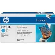 Toner HP CE251A Cyan CP3525 CM3530MFP 7000 pag.