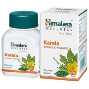 Himalaya Karela (Pack of 2) - 60 Tablets each