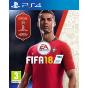 PS4 FIFA 18 World Cup