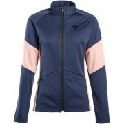Dainese HP2 Mid Full Zip Damen Funktionsjacke Schwarz Pink 2XL