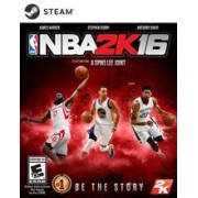 NBA 2K16 PC (Steam Code Only)