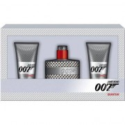 Kit James Bond 007 Quantum Perfume Masculino EDT 50ml + Gel de Banho 50ml - Masculino