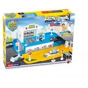 Dede Policijska garaža set za decu (033717)