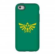Nintendo The Legend Of Zelda Hyrule Groen Telefoonhoesje - iPhone 5C - Tough case - glossy