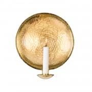 Solhem Malin appelgren kungalampett 21 cm mässing