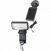Napelemes Prémium LED-lámpa SOL LH0805 P1 IP44 infravörös mozgásérzékelovel 8xLED 0,5W 320lm Kabel-hossz 4,75m Szinek antracit