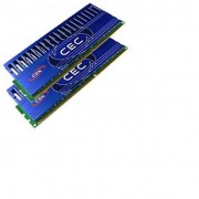 CSX 8GB - 1333MHz DDR3 RAM Kit 2×4GB, hûtõbordás