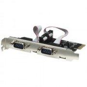 CARD PCI EXPRESS ADAPTOR SERIAL 158169
