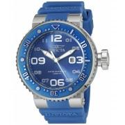 Invicta Watches Invicta Men's 21519 Pro Diver Analog Display Japanese Quartz Blue Watch BlueBlue