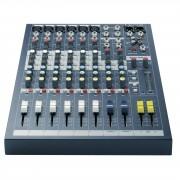Soundcraft EPM 6 Mesa de mezcla compacta 6 Mono-, 2 canales estéreo