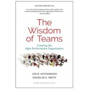 The Wisdom of Teams: Creating the High-Performance Organization, Hardcover