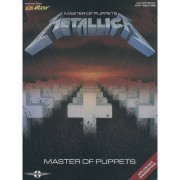 Music Sales Metallica: Master Of Puppets