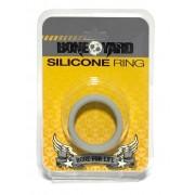 Boneyard Silicone Stretch Cock Ring Grey BY0130