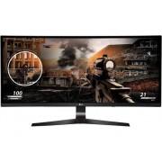 LG Monitor Gaming Curvo Reacondicionado LG 34UC79G-B (Grado C - 34'' - 5 ms - 144 Hz)