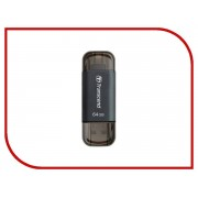 USB Flash Drive 64Gb - Transcend JetDrive Go 300 TS64GJDG300K