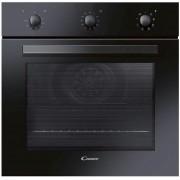 Cuptor incorporabil electric PopEvo FCP 602 N, 65 l, clasa A+, negru
