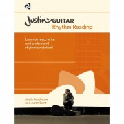 Wise Publications Justinguitar.com Rhythm Reading For Guitarists