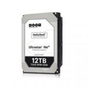 "12TB HGST Ultrastar He12 HUH721212AL5204(0F29532), SAS 12Gb/s, 7 200 rpm, 256MB кеш, 512e sector size(Secure Erase), 3.5"" (8.89 cm)"
