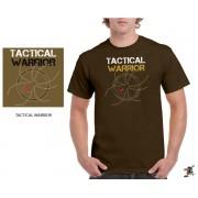 "Sniper Men ""Tactical Warrior"" T-shirt (Putty)"