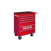 Yato Szerszámos kocsi 6 fiókos (üres) (YT-0913)