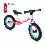 Bounce PUKY LR Ride fehér-rózsaszín