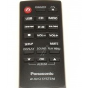 N2QAYB000948 Mando distancia original Panasonic para SC-HC19, SC-HC195, SCHC19, SCHC195