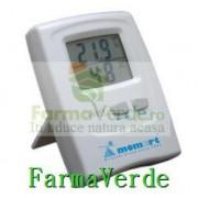 Higrometru cu termometru digital Momert 1756 Abi Solutions