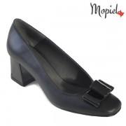 Pantofi dama din piele naturala 241505/148/Negru/Celia
