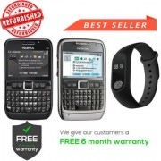 Refurbished Nokia E63 and Nokia E71 Get Itness Band / Good Condition Mobile with 1 year warranty Warrenty Bazar Warrenty