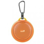 Тонколона Genius SP-906BT, 1.0, 3W, Bluetooth 4.1, до 30м обхват, Micro-USB, оранжева