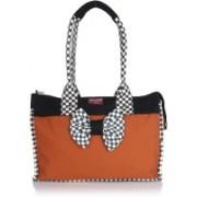 Home Heart Women Orange Shoulder Bag