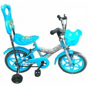Oh Baby Baby 35.56 Cm (14) bicycle with red color for your kids SE-BC-04