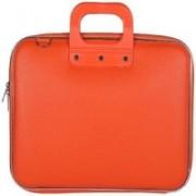 Blessed Laptop bag Waterproof Messenger Bag(Orange, 15 inch)