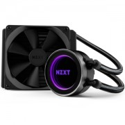 Cooler CPU NZXT KRAKEN X42 140mm, AM4 Ready, racire cu lichid, RGB LED, Infinite Mirror Design, CAM Digital Control, RL-KRX42-02