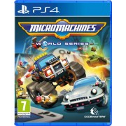 Codemasters Micro Machines World Series