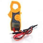 Clampmetru digital compact cu afisaj LCD MT87