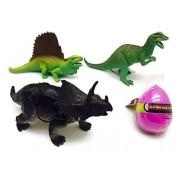 Dinosaur Triceratops Big Egg Bundle Multi Toy Dinosaurs Clade Gravim Growing Hatching Egg