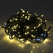 Home KKL 200F/WH IP44 200 LED kültéri sziporkázó fényfüzér 20+5m