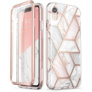 Supcase Cosmo Marble iPhone márvány tok - XR