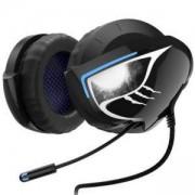 Геймърски слушалки Hama uRage SoundZ 500 Neckband, USB, Черен, HAMA-186000