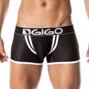 Gigo AMERICAN BLACK Short Boxer Underwear G02154