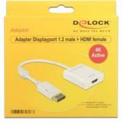 DeLOCK 62608 kabeladapter/verloopstukje