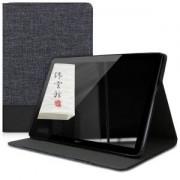 kwmobile Flipové pouzdro pro Huawei MediaPad T5 10 - modrá