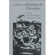 Evolution of Biological Diversity - From Pollution Differentiation to Speciation (Magurran Anne E.)(Paperback) (9780198503040)