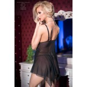 CR 4194 S/M Babydoll with String